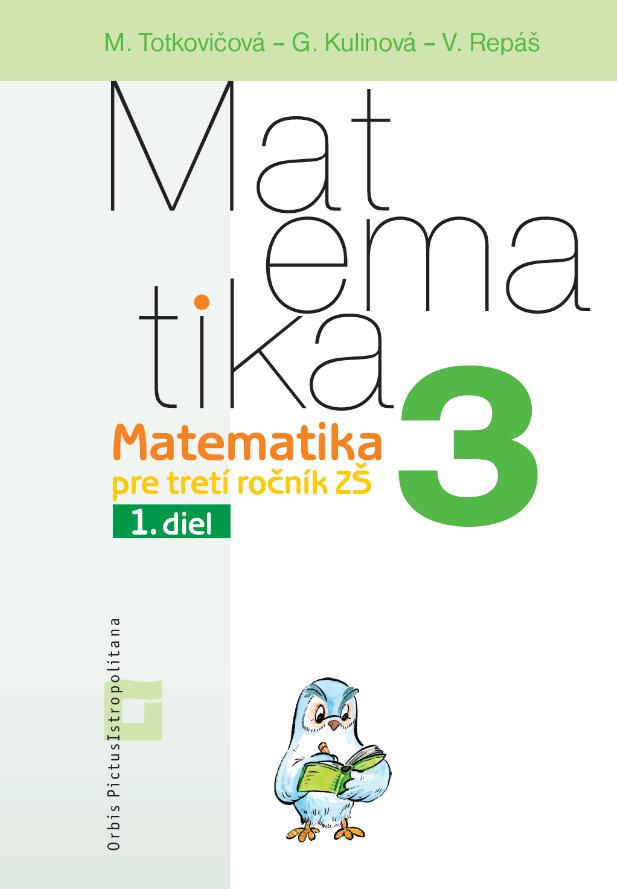 Matematika 3 – Prvá Kapitola Na Stiahnutie Zdarma