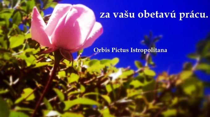 deň učiteľov orbis pictus