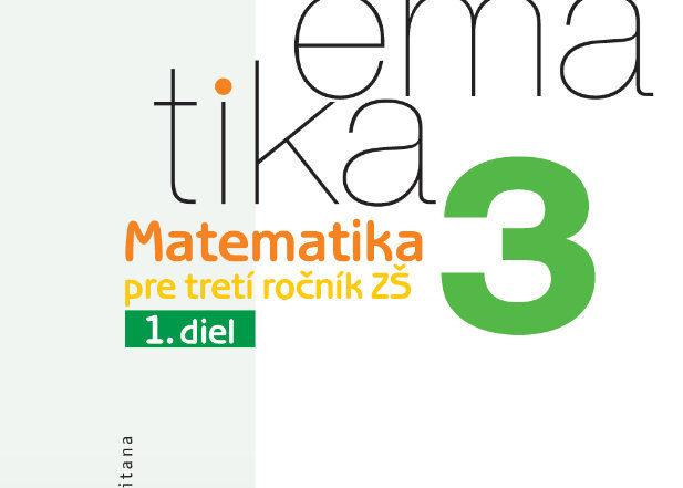 matematika 3, 1.diel