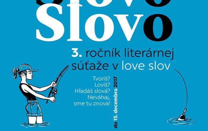 Literárna súťaž SLOVO 2017 3.ročník