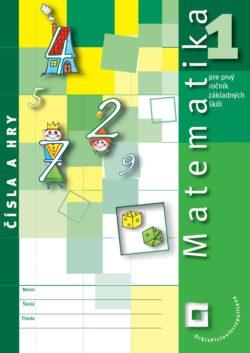 Čísla a hry pre 1. ročník ZŠ