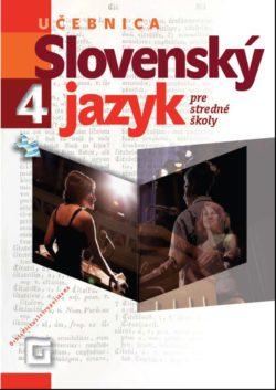 Náhľad: Slovenský jazyk 4 - Učebnica