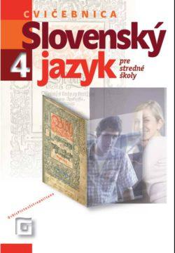Slovenský jazyk 4 - Cvičebnica