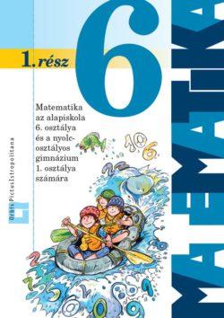 Náhľad: Matematika 6 - 1. časť učebnica - maďarská mutácia