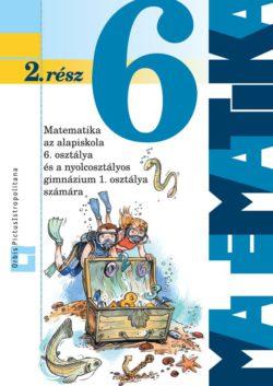 Náhľad: Matematika 6 - 2. časť učebnica - maďarská mutácia