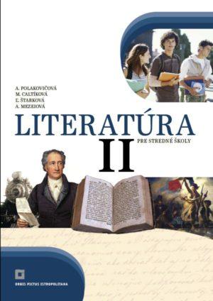 Náhľad: Literatúra 2 - Učebnica