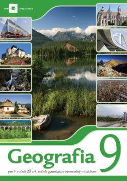Náhľad: Geografia pre 9. ročník ZŠ