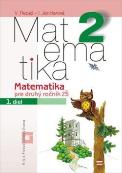 Matematika 2 - Pracovný zošit - 1. diel