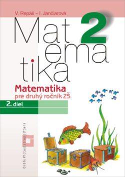 Matematika 2 - Pracovný zošit - 2. diel