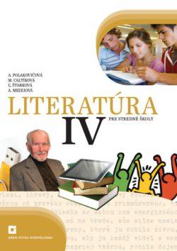 Literatúra 4 - Učebnica