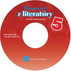 Pomocník z literatúry 5 - CD