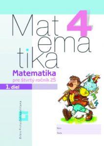 Náhľad: Matematika 4 - Pracovný zošit - 1. diel (1)
