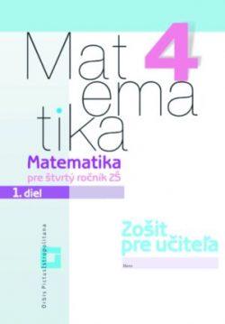 Matematika 4 ZPU