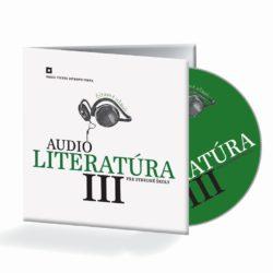 Literatúra 3 CD - Čítame ušami