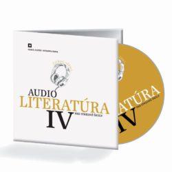 Literatúra 4 CD - Čítame ušami