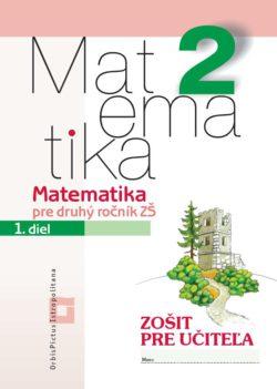 ZPU – Matematika pre 2. roč. ZŠ – 1. diel