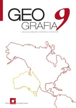 Náhľad: Geografia pre 9. ročník ZŠ a 4 GOŠ - AMERIKA, AUSTRÁLIA A OCEÁNIA