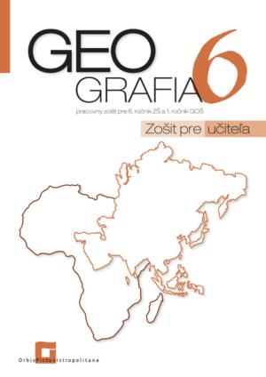 Náhľad: ZPU - Geografia pre 6. ročník ZŠ a 1 GOŠ - AFRIKA A ÁZIA