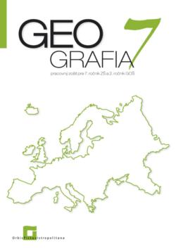 Náhľad: Geografia pre 7. ročník ZŠ a 2 GOŠ - EURÓPA
