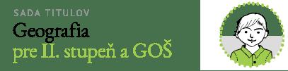 Geografia pre II.stupen a GOS
