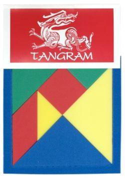 hlavolam Tangram