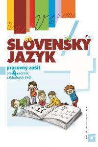 Slovenský jazyk – Pracovný zošit pre 4. ročník ZŠ