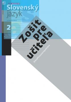 ZPU 2 - Nový Slovenský jazyk pre SŠ 2. roč. - 2. časť