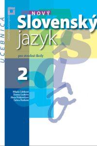 Nový Slovenský jazyk pre SŠ 2. roč. – Učebnica