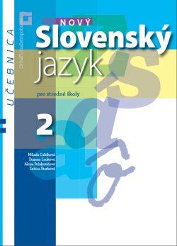 Nový Slovenský jazyk pre SŠ 2. roč. - Učebnica