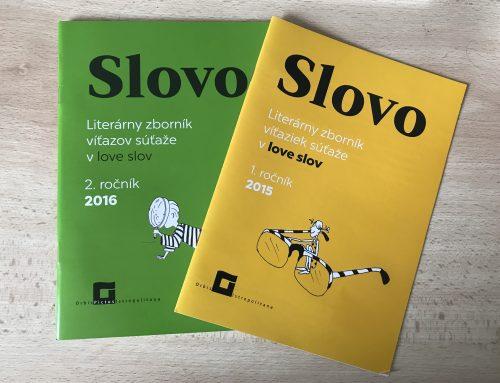 Predstavujeme vám finalistov literárnej súťaže SLOVO