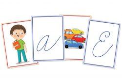Sada kartičiek pre učiteľa