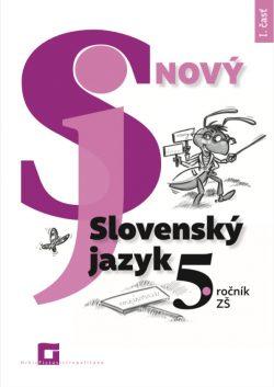 Náhľad: Nový Slovenský jazyk 5. roč. - 1. časť