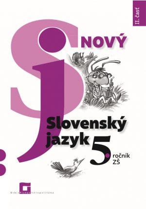 Náhľad: Nový Slovenský jazyk 5. roč. - 2. časť