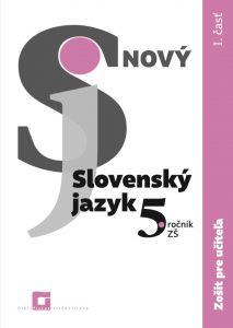 ZPU – Nový Slovenský jazyk 5. roč. – 1. časť