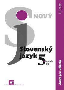 ZPU – Nový Slovenský jazyk 5. roč. – 2. časť