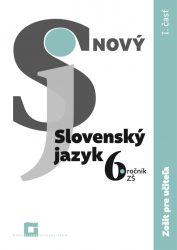 ZPU – Nový Slovenský jazyk 6. roč. – 1. časť