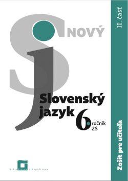 ZPU – Nový Slovenský jazyk 6. roč. – 2. časť