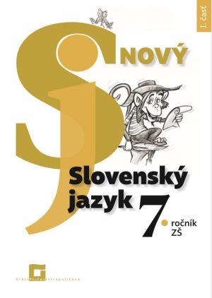 Náhľad: Nový Slovenský jazyk 7. roč. - 1. časť