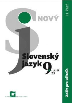 ZPU – Nový Slovenský jazyk 9. roč. – 2. časť