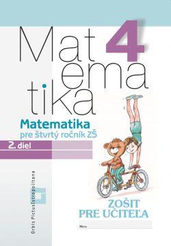 Náhľad: ZPU - Matematika pre 4. roč. ZŠ - 2. diel