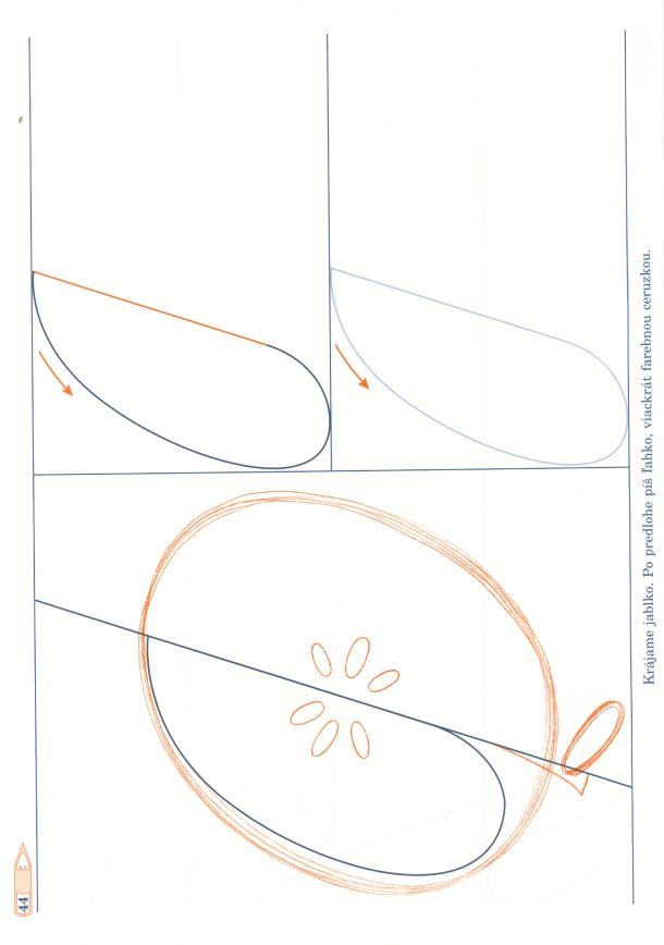 Náhľad: Moje prvé čiary - Blok prípravných cvikov (4)