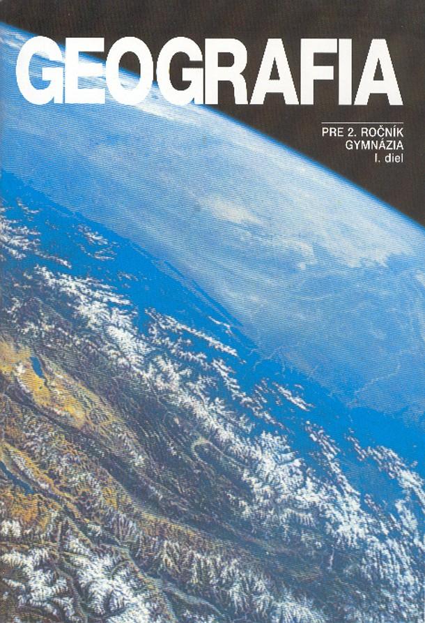 Náhľad: Geografia pre 2. ročník gymnázií - I. diel