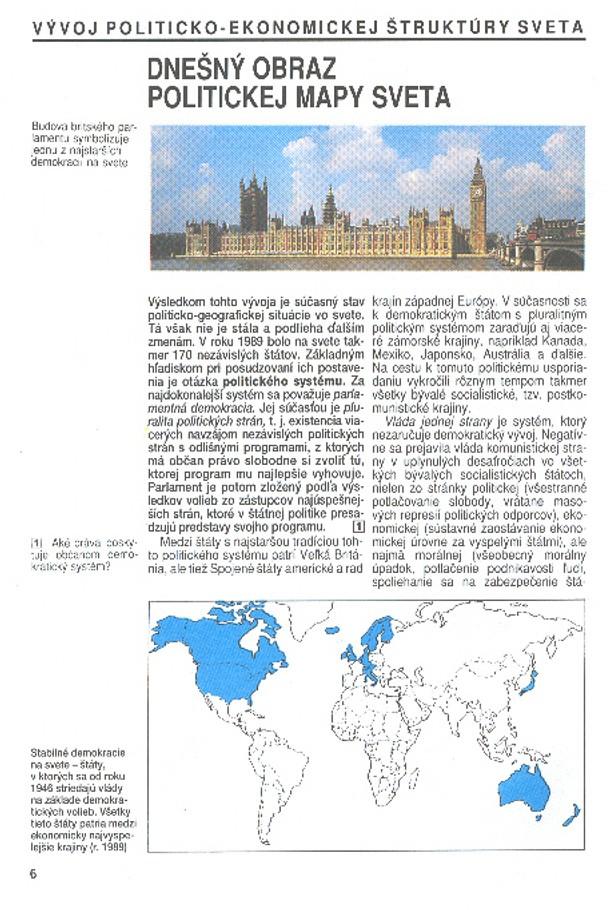 Náhľad: Geografia pre 2. ročník gymnázií - I. diel (2)