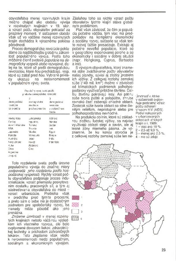 Náhľad: Geografia pre 2. ročník gymnázií - I. diel (3)