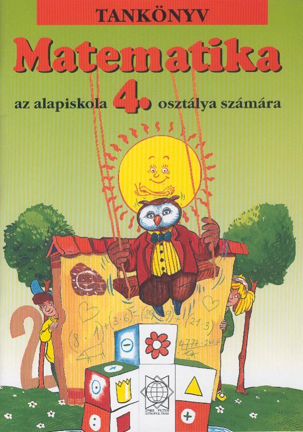 Náhľad: Matematika 4 - učebnica pre ZŠ - maďarská mutácia