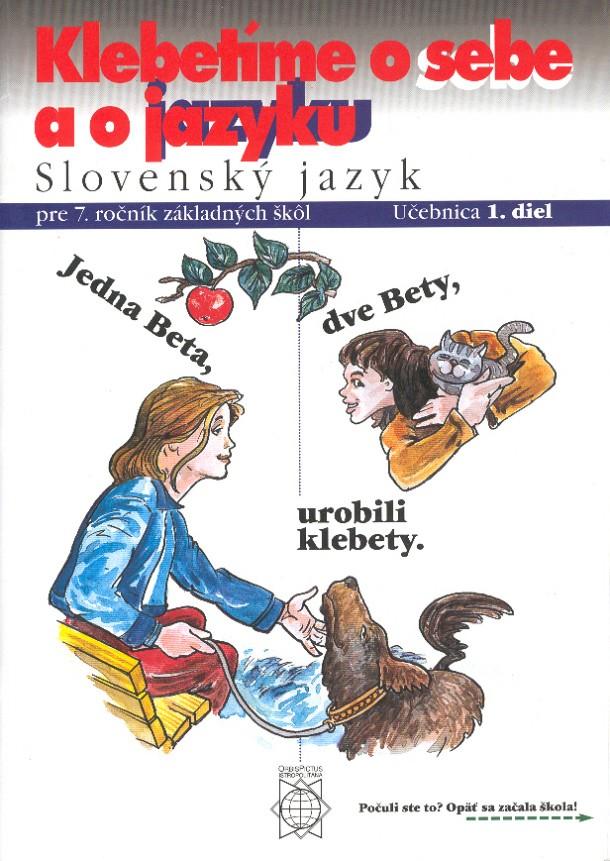 Náhľad: Slovenský jazyk 7 - I. diel