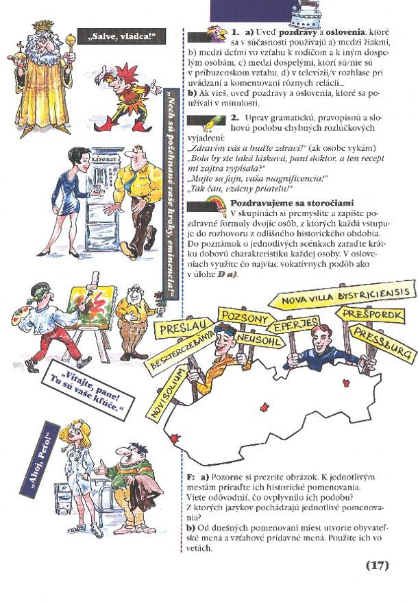 Náhľad: Slovenský jazyk 7 - I. diel (4)