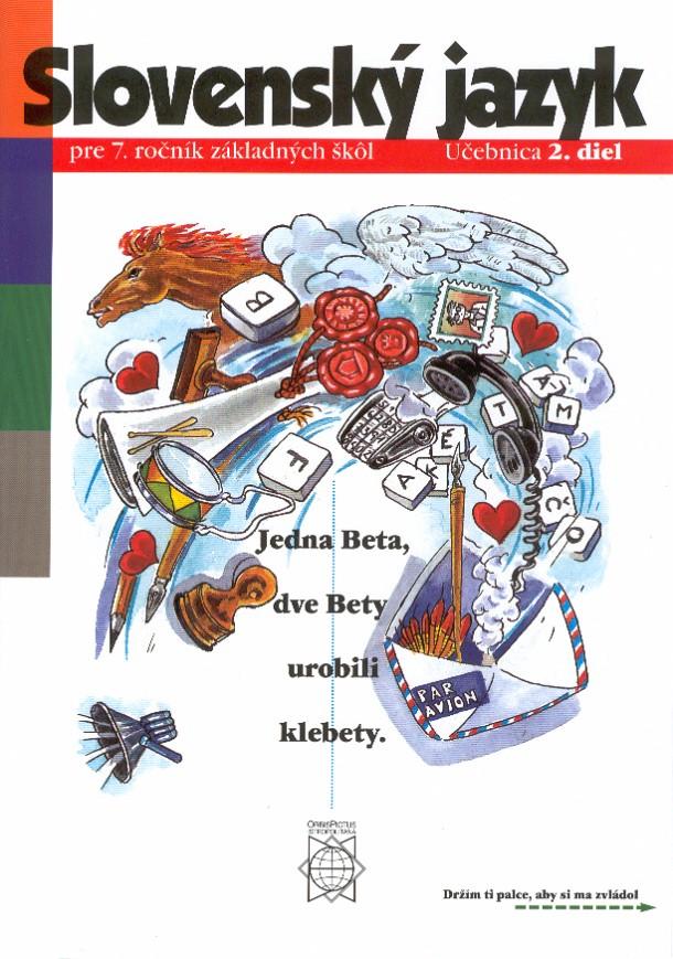 Náhľad: Slovenský jazyk 7 - II. diel