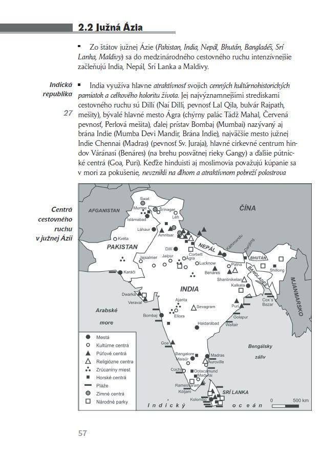 Náhľad: Geografia cestovného ruchu 4 - Učebnica (4)