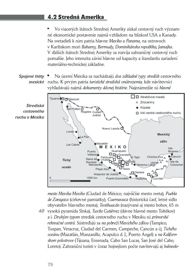 Náhľad: Geografia cestovného ruchu 4 - Učebnica (5)